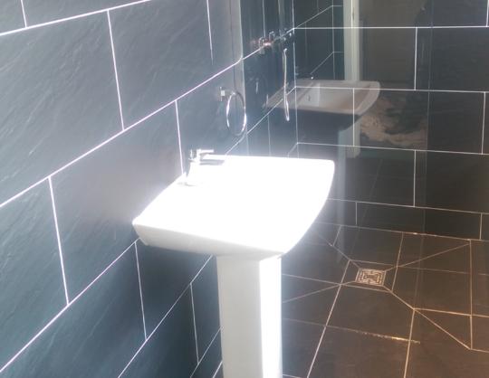 Ian Hayes Plastering Bathrooms